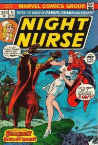 Night Nurse Vol 4 Marvel Comics