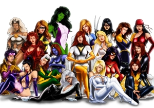 Marvel-lady-superheroes